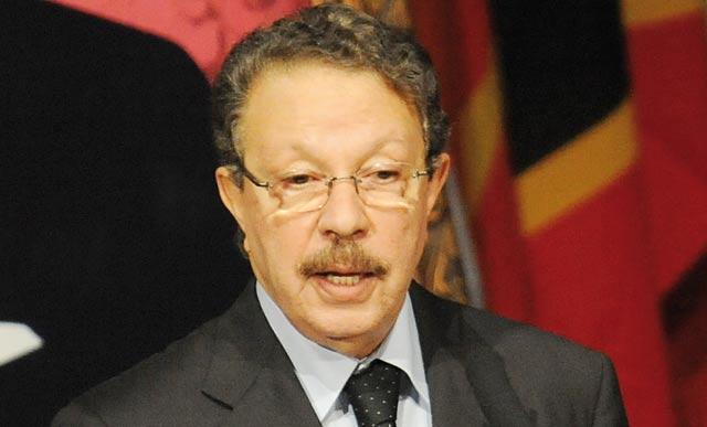 Lahlimi appelle à se baser  sur les ressources internes : L'emprunt étranger sera de plus en plus difficile