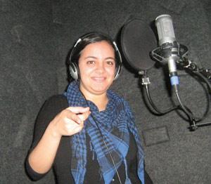 Laila Agherbi, une rappeuse qui a de l'avenir