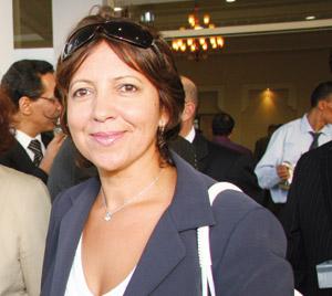 Leila Ouachi : «J'ai un petit faible pour les montres d'hommes»
