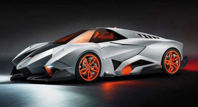 Lamborghini Egoistai  : Les célébrations du 50ème anniversaire continuent