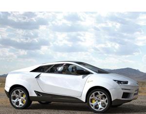 Auto Info : Un 4×4 Lamborghini pour bientôt !