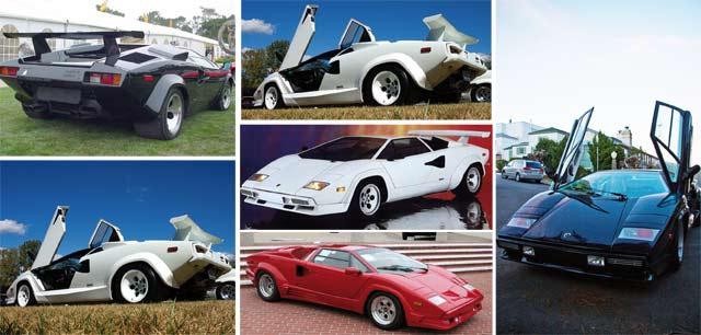 Il était une fois… Lamborghini Countach : Fabuleusement sportive