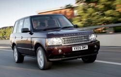 Land Rover célèbre les 35 ans du Range rover