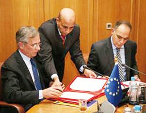 L'Union européenne octroie un don de 771MDH au Maroc