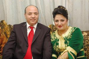 Latifa Benhalima et Abdelmajid Farouk : «J'ai trouvé en mon mari ce que je souhaitais»