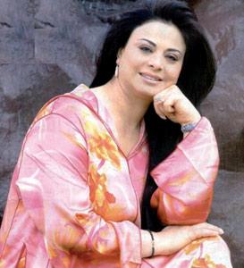 Latifa Raafat à Mawazine