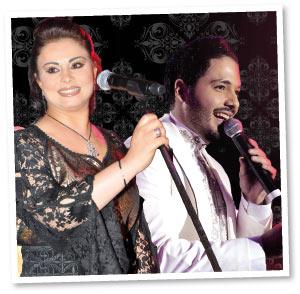 Latifa Raâfat et Ramy Ayach chantent l'espoir à Meknès