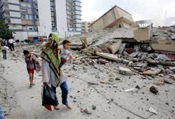 Le Liban transformé en champ de bataille