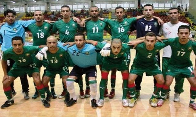 Equipe Nationale de Futsal :Stage de préparation à partir du Lundi 27 août 2012
