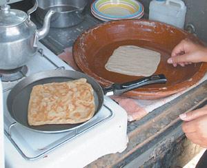Traditions ramadanesques : Sidi Slimane : Des spécialités culinaires pour le f'tour
