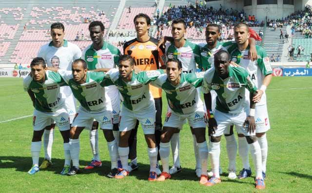 Le Raja de Casablanca sacré champion du Maroc
