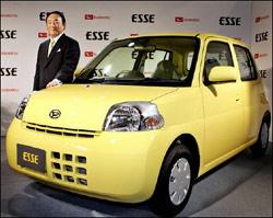 Tourisme : Japon : le boom du mini-véhicule continue