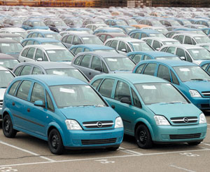 Ventes de véhicules : en hausse en novembre
