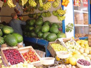 Tétouan : Approvisionnement normal du marché