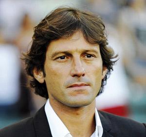 Leonardo officiellement libéré par l'Inter Milan