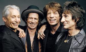 Les immortels Rolling Stones