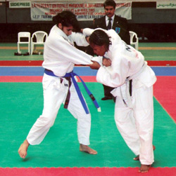 Du judo à Casablanca