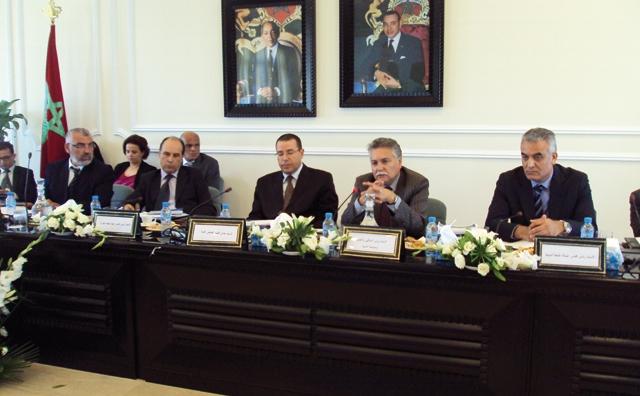 L Agence urbaine de Tanger tient son conseil administratif