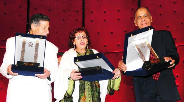 Festival national du film de Tanger : Trois icônes du 7ème art honorées