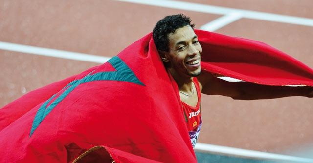 Un bronze qui vaut de l or : Abdalâati Iguidir offre au Maroc sa première médaille