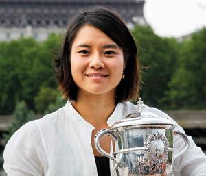 Roland-Garros : Li Na ouvre une page d'histoire pour la Chine
