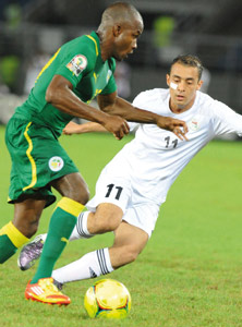 La Libye sort avec les honneurs et le Sénégal sans gloire