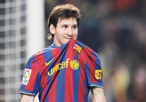 Lionel Messi : premier Ballon d'or argentin