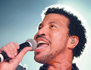 Légendes de la musique : Lionel Richie : Juste pour vous