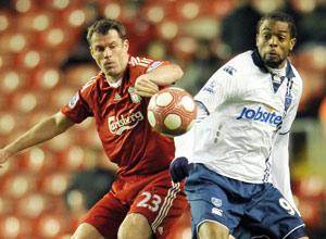 Liverpool se rassure face à Portsmouth