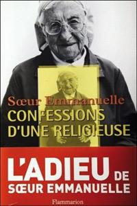 Les confessions de Soeur Emmanuelle, publiées post mortem