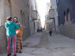Les trois chantiers de Casablanca