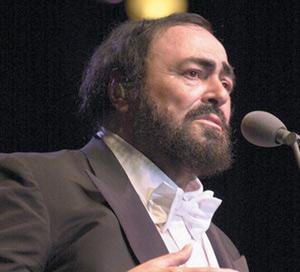 Décès : Pavarotti, le ténor le plus célèbre de sa génération