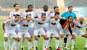 Groupe A : Libye