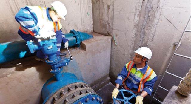 La Lydec teste un procédé innovant pour détecter les fuites d eau