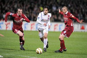 Metz surprend Lyon, Lens et Bordeaux qualifiés