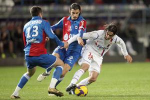 Lyon se prend à rêver face à Caen