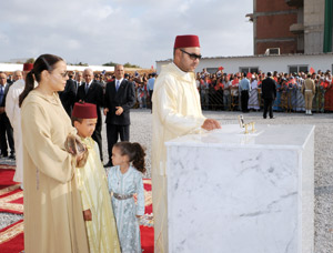 Un centre pour enfants et jeunes sourds à Rabat