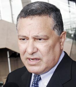 Mustapha Mansouri : «Je n'ai pas peur de la tenue du Conseil national»