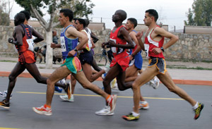 Marathon international de Marrakech : Yared Daganw Sharew remporte la 21e édition