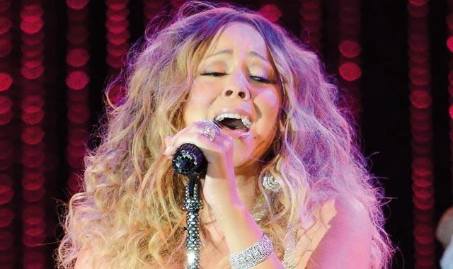 Un joli chèque d 1,5 million de dollars pour Mariah Carey