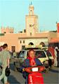 Les petits taxis de Marrakech