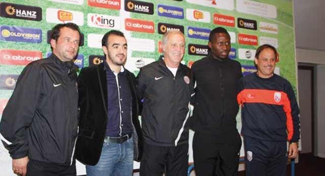 Football : Un accord de partenariat  entre le MAT et l IRT