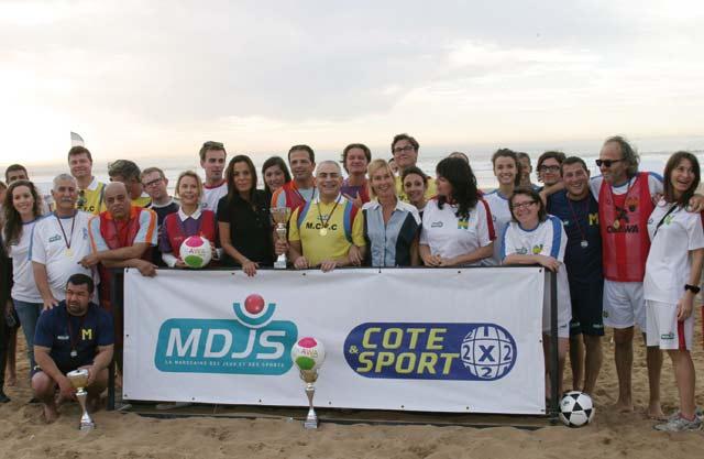 Coupe de l Info à Agadir : La 4ème édition a tenu  ses promesses