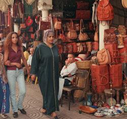 Les bazars dans le collimateur
