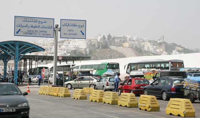 Opération Marhaba 2012 : Plus de 890.000 MRE ont transité par les différents points de passage dans le Nord-est du Royaume