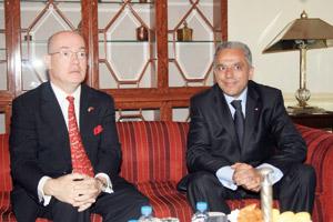 Les échanges commerciaux entre le Maroc et les états-Unis progressent de 83%