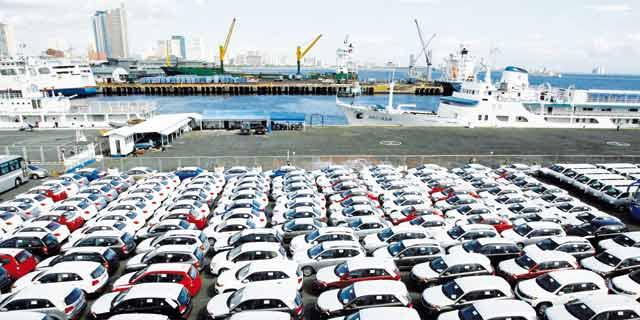 Marché automobile : La barre des 100.000 véhicules vendus dépassée