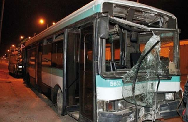 Transport urbain : La police au chevet de M'dina Bus