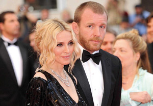 Madonna et Ritchie et la garde de leurs enfants