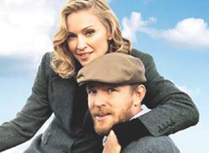 Madonna et Guy Ritchie ne vivent plus ensemble